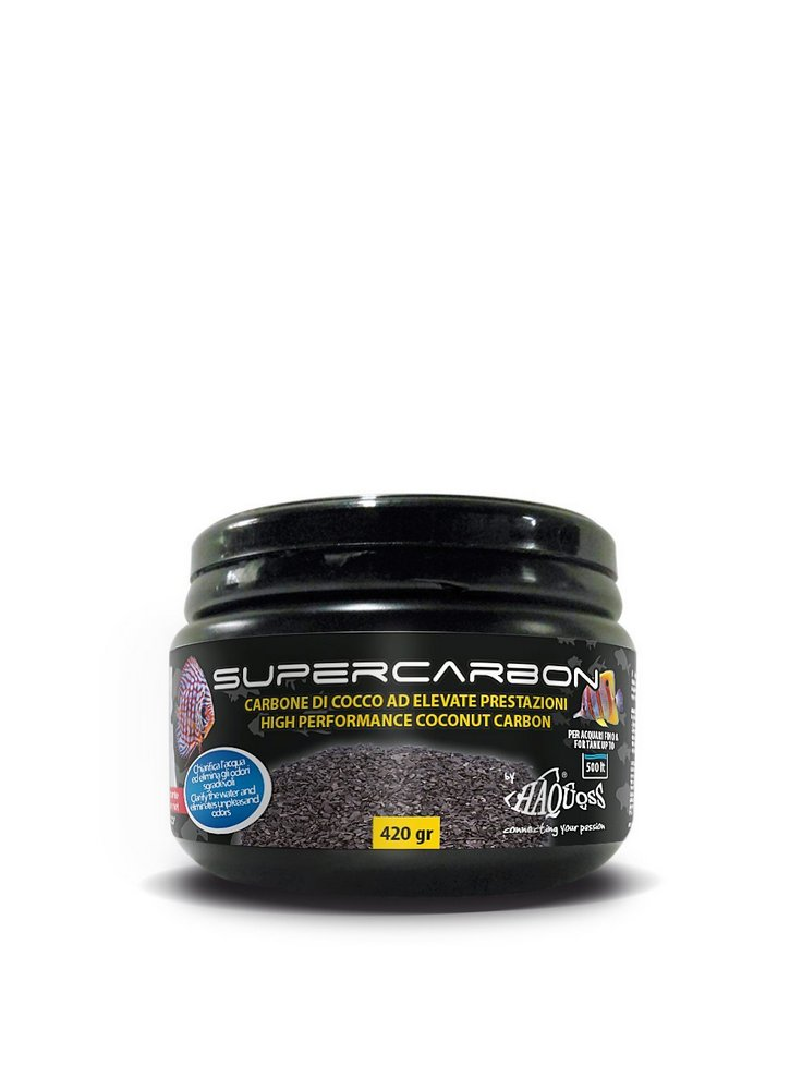 Carbone-attivo-SUPERCARBON-420GR