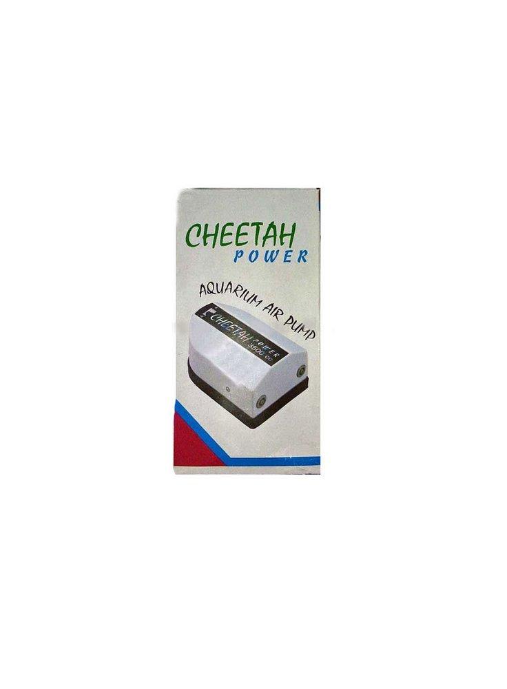 Areatore per acquario a doppia uscita Cheetah power 3000 cc