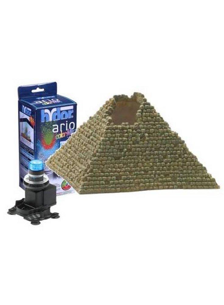 Kit areatore ario color verde + piramide