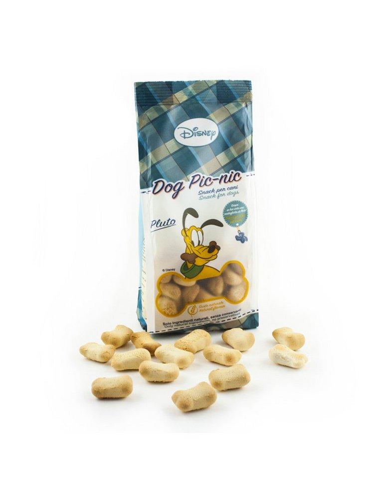 Dog pic-nic pluto