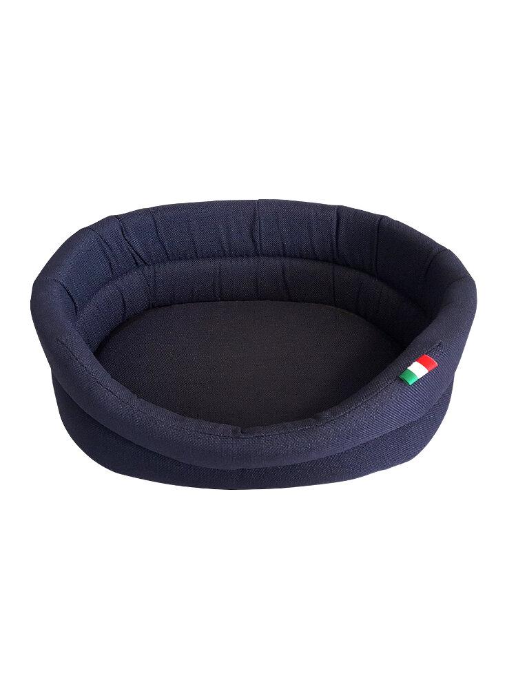 fabotex-cuccia-ovale-solid-blue-misura-40