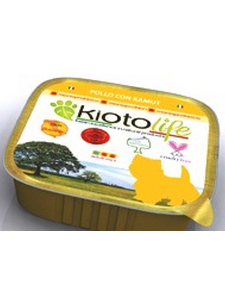 Kioto Life patè cane monoproteico gr 100