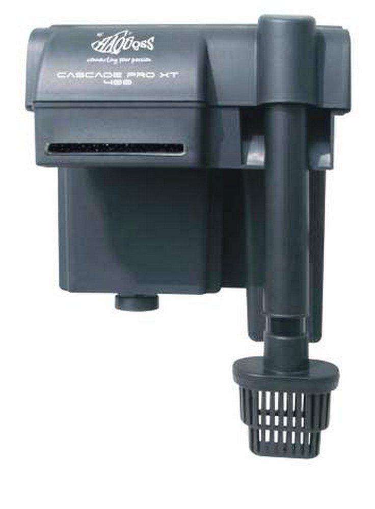Filtro a zainetto per acquari cascade pro xt haquoss for Filtro acquario usato