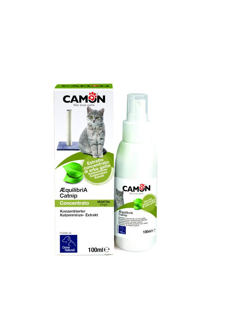 Camon Catnip estratto concentrato di erba gatta100 ml