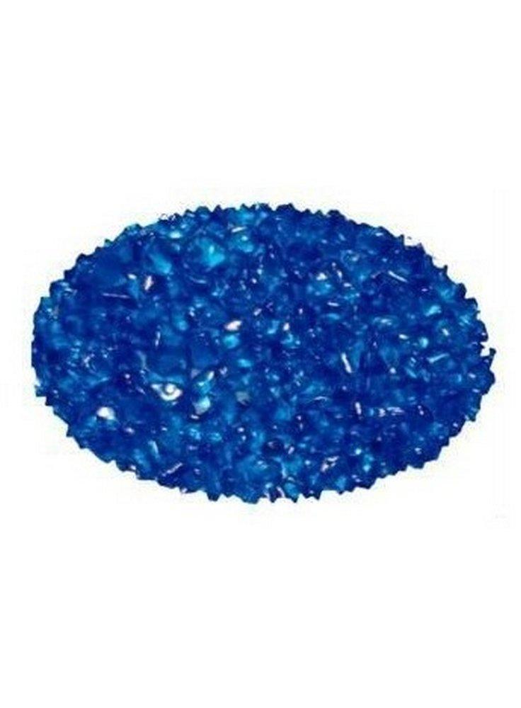 Quarzo blu elettrico 2-3 mm 2 kg