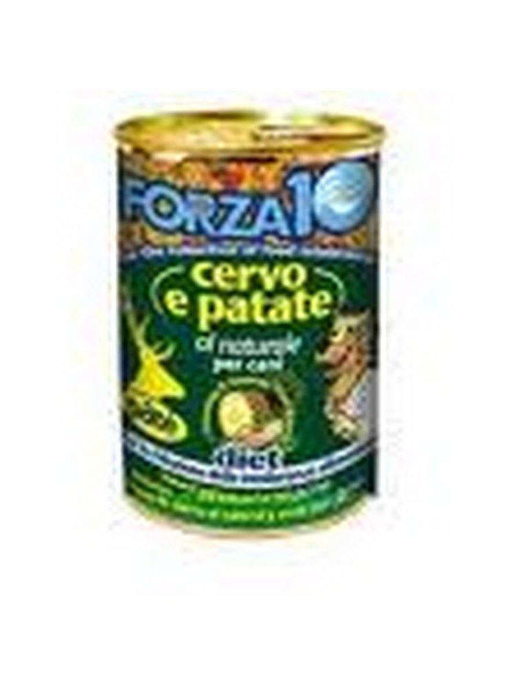 Forza 10 Diet cervo e patate gr 420