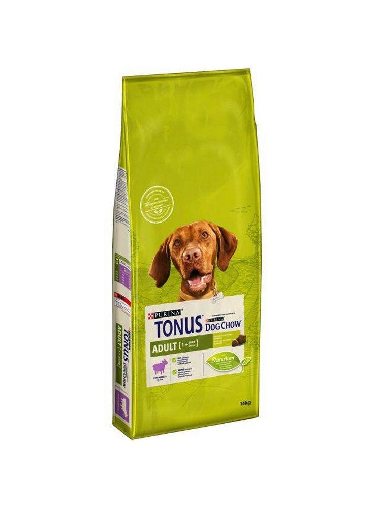Purina Tonus Cane (dog chow) Agnello e riso 14 kg