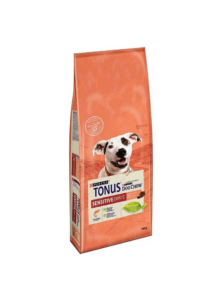 Purina Tonus Cane Sensitive Dog Chow al Pesce