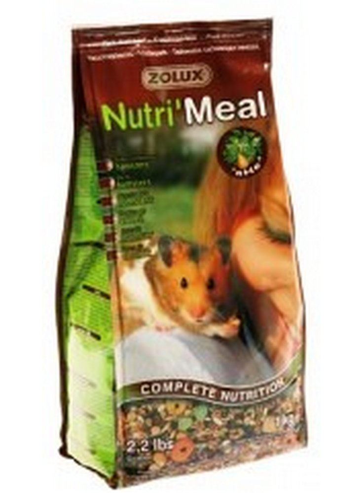 Nutri meal criceto kg 1