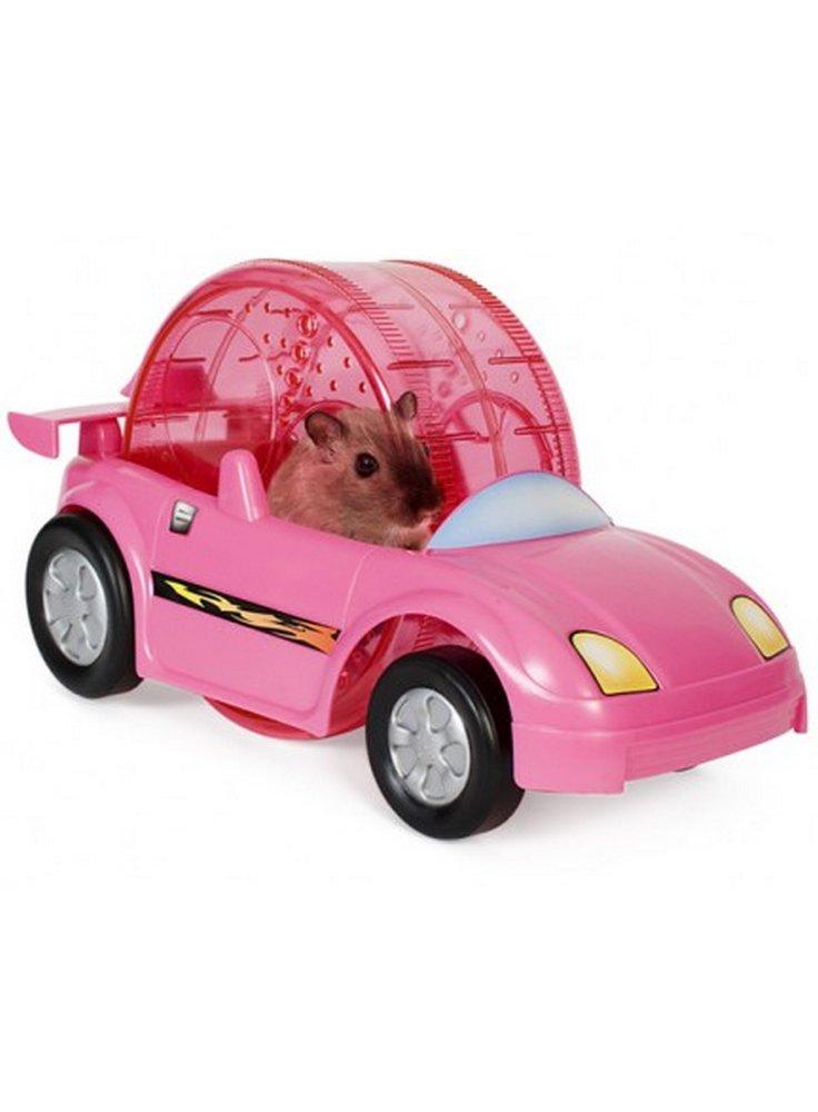 Critter cruiser automobilina per criceto
