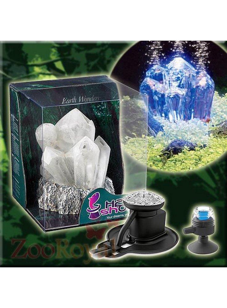 Decorazione cristallo H2 Show