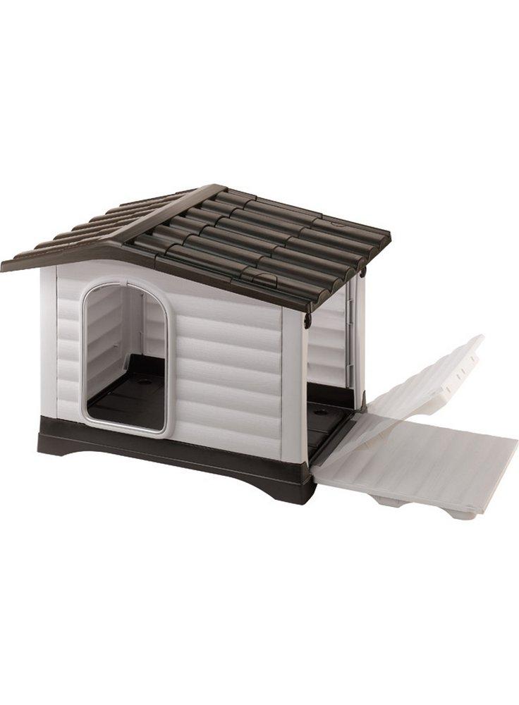 Cuccia per cani coimbentata ferplast for Cucce per gatti da esterno coibentate