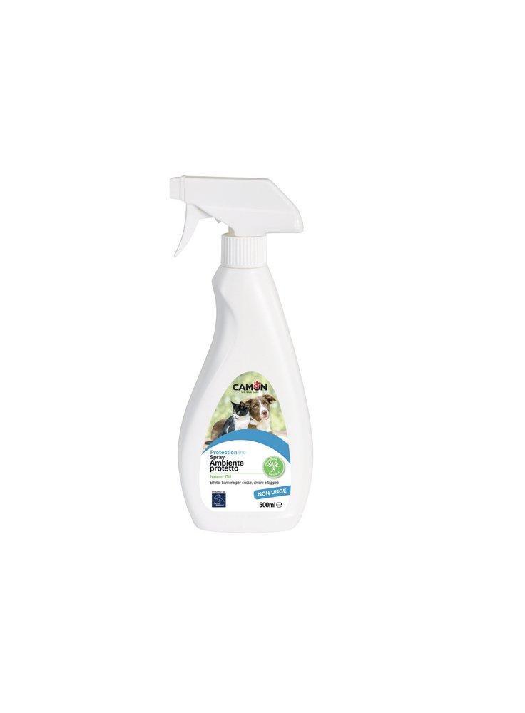 Spray protettivo per ambienti all'olio di Neem