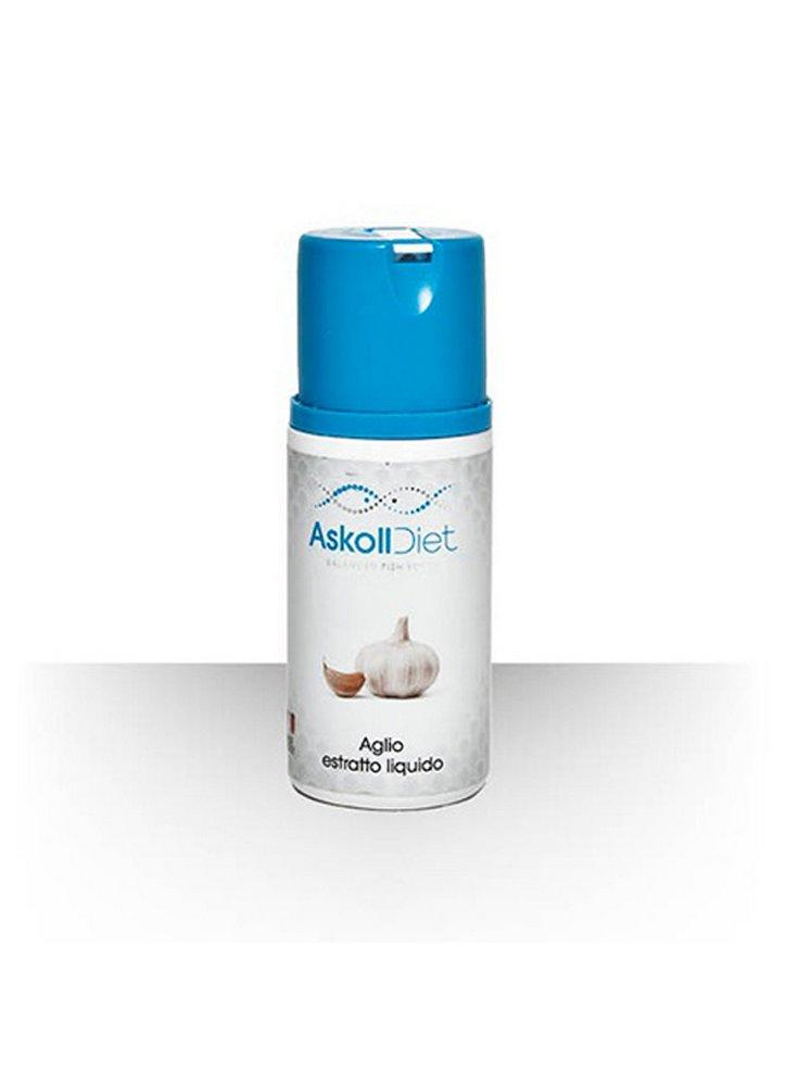 Askol Diet integratore per pesci aglio estratto liquido 100 ml