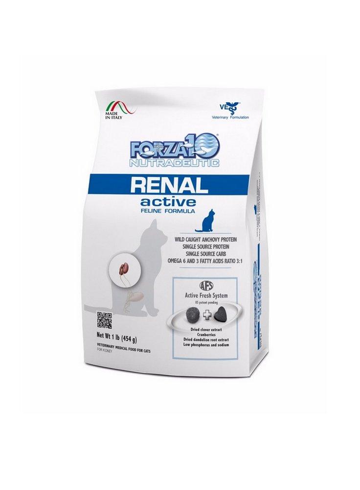 Forza 10 Renal Active gatto 454 gr
