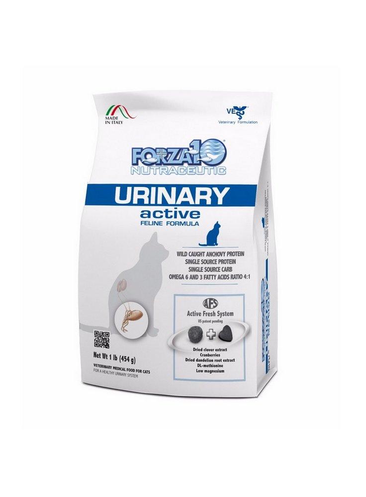 Forza 10 Urinary Active gatto 454 Gr