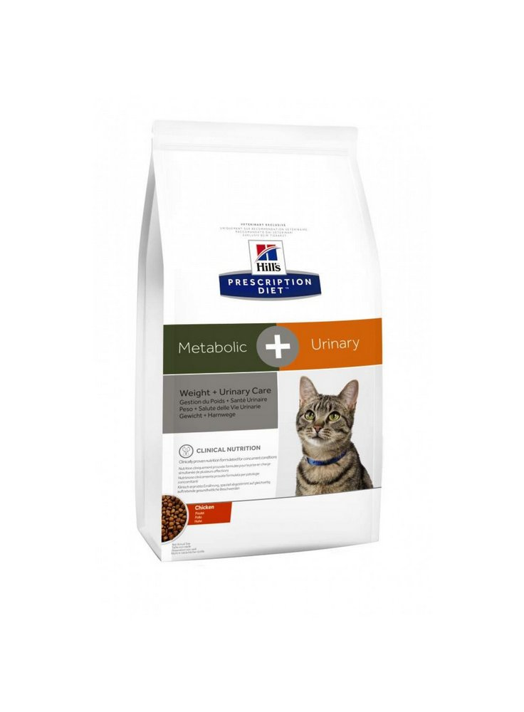 Metabolic Urinary Stress Per Gatto Hills Pet Nutrition