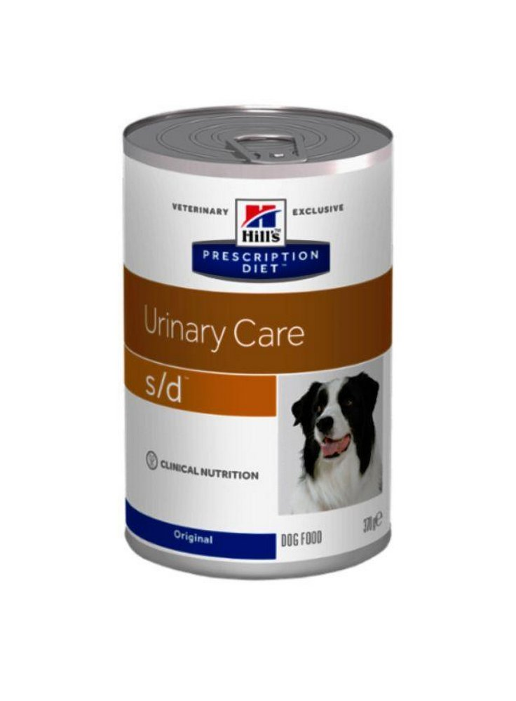 Hill's canine S/D 370 gr umido