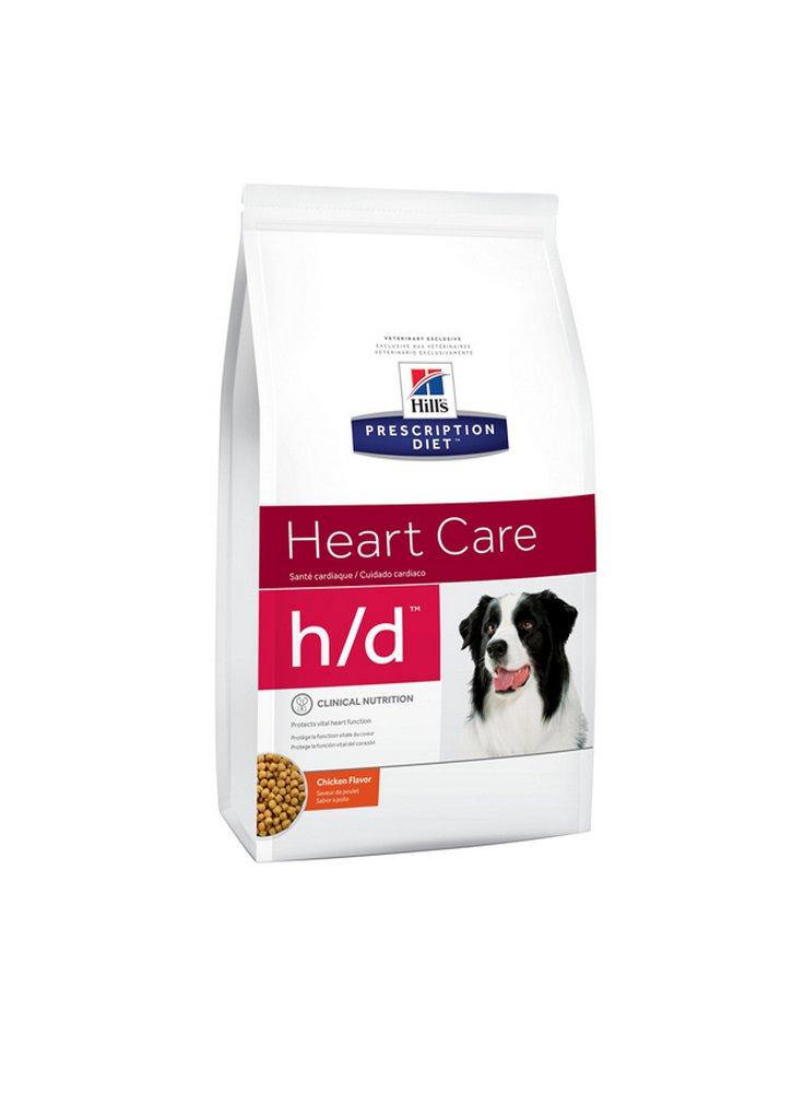 Hill's canine H/D mangime per cani con problemi cardiaci 5 kg