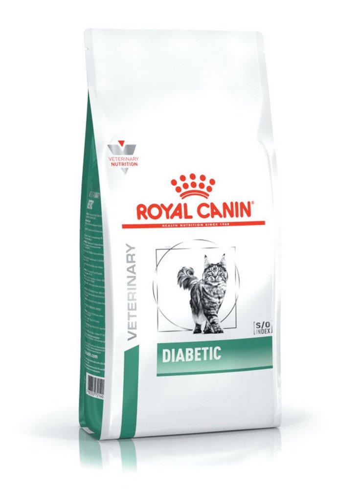 Diabetic gatto Royal Canin