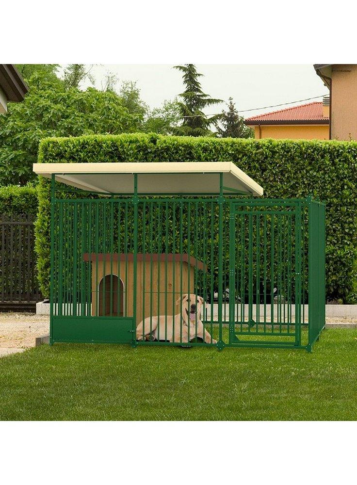 Recinzioni Per Cani Da Giardino.Recinto Per Cani Da Esterno Ferplast
