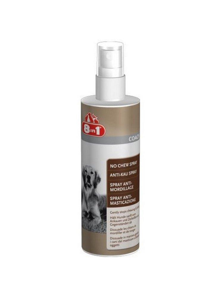 Spray Anti-Masticazione per Cani (230ml) 8in1