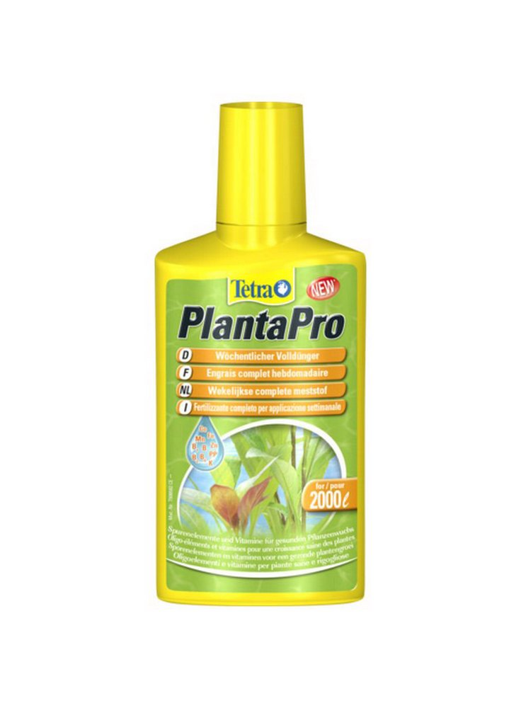 Tetra PlantaPro Fertilizzante per acquari 250 ml