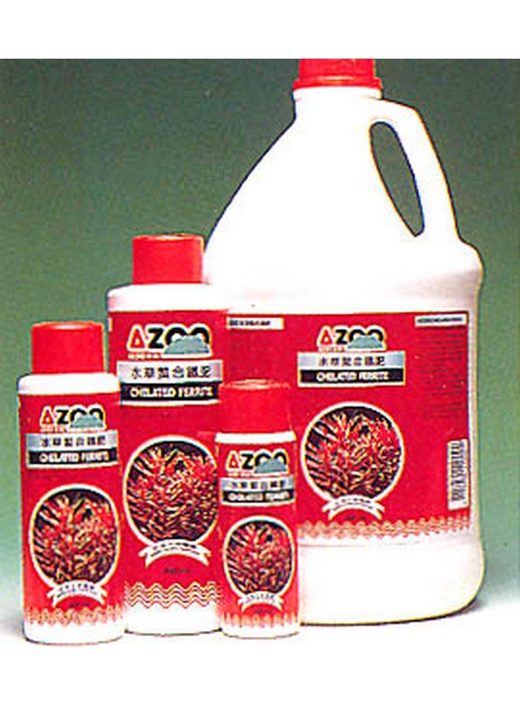 Azoo Ferro chelato liquido per acquario 3800 ml