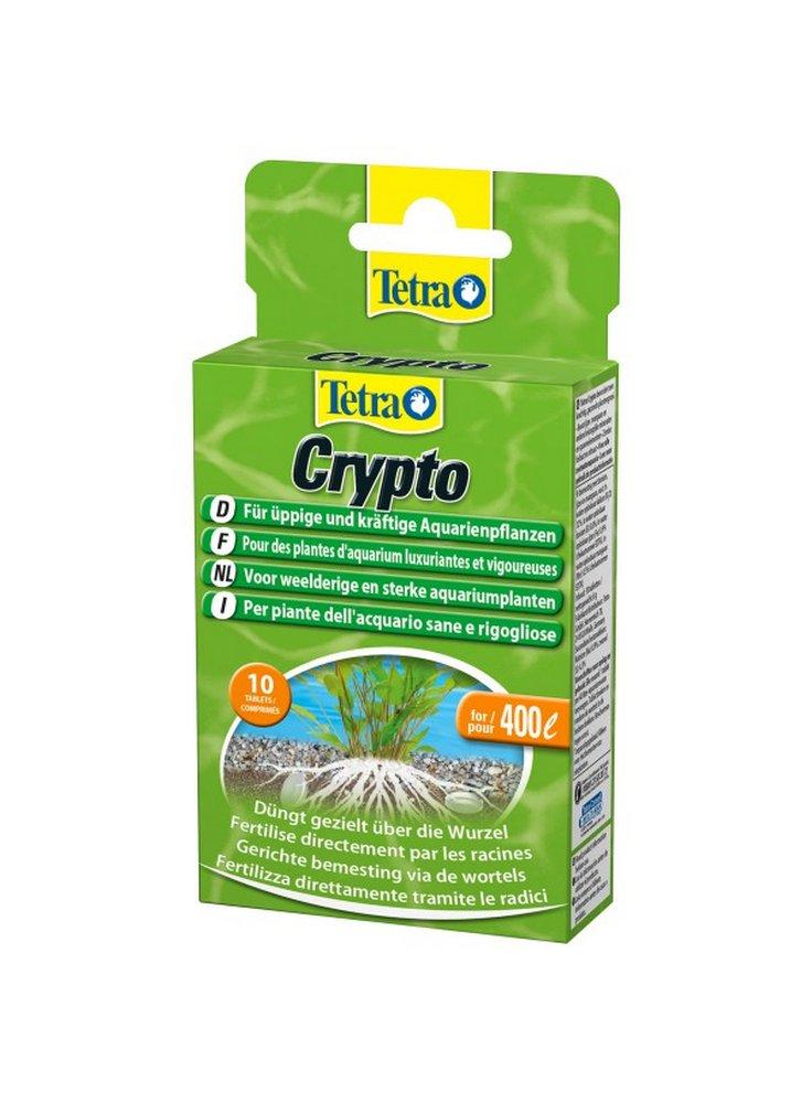 Tetra plant crypto 10tb fetilizzante in pastiglie