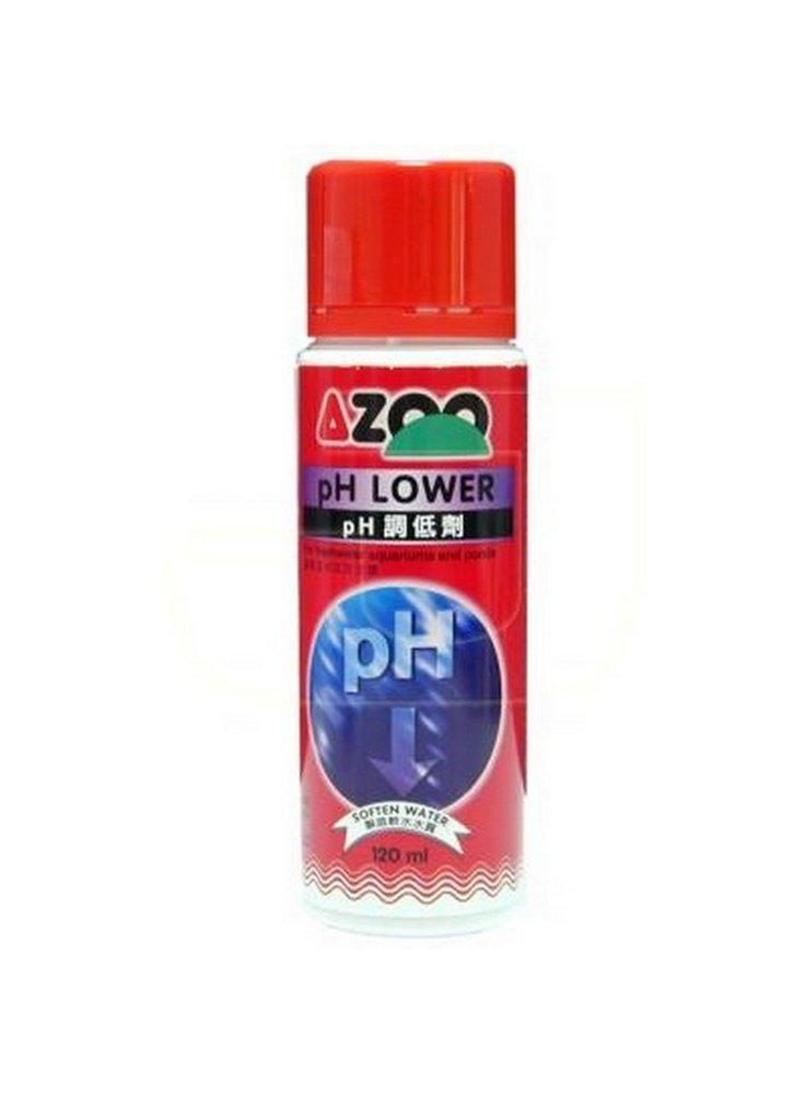 Azoo riduttore di pH per acquari pH Lower
