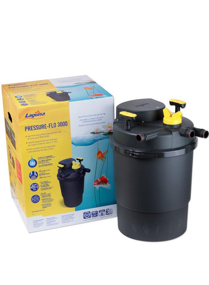 filtro esterno laghetto laguna pressure flo askoll