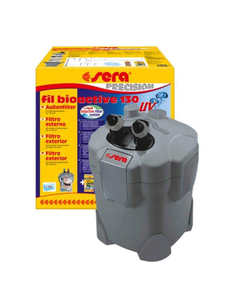 Sera filtro esterno fil bioactive 130+UV
