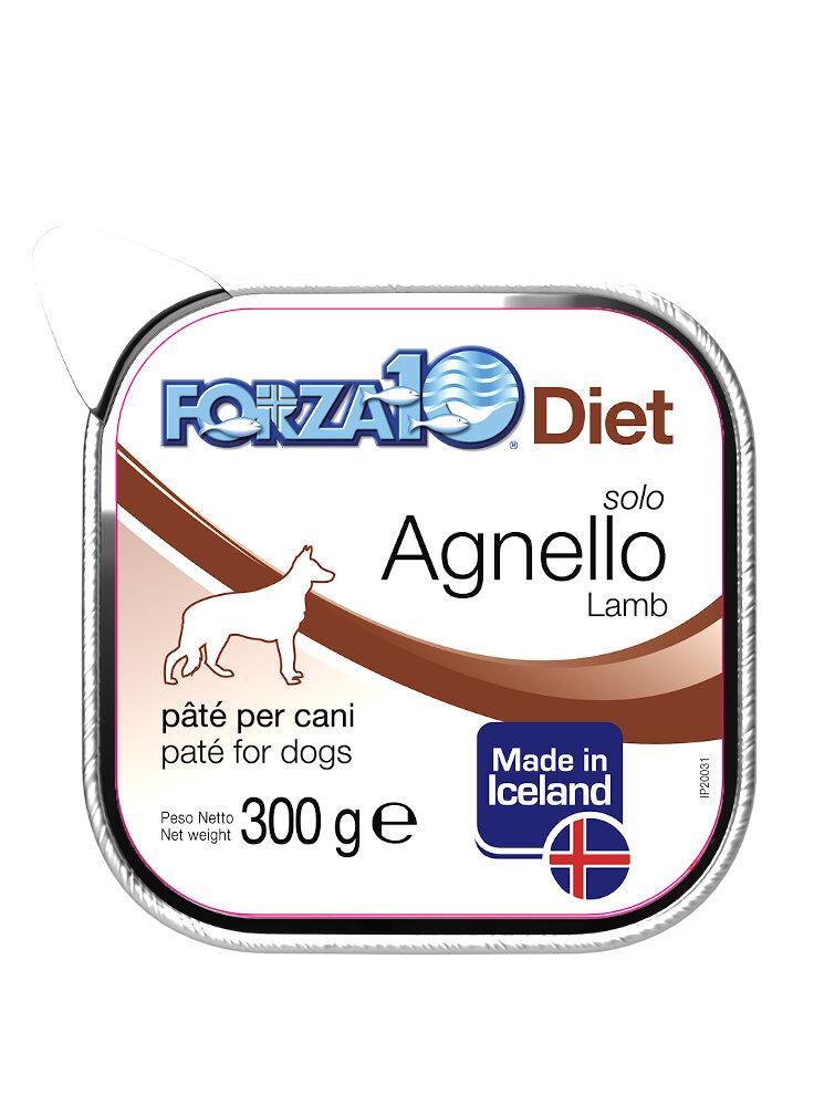 Solo Diet Vaschette monoproteiche per cane