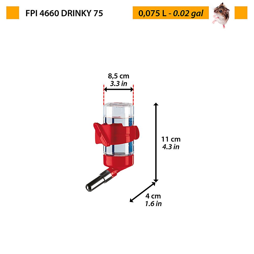 FPI 4660 DRINKY 75 ABBEVERAT.