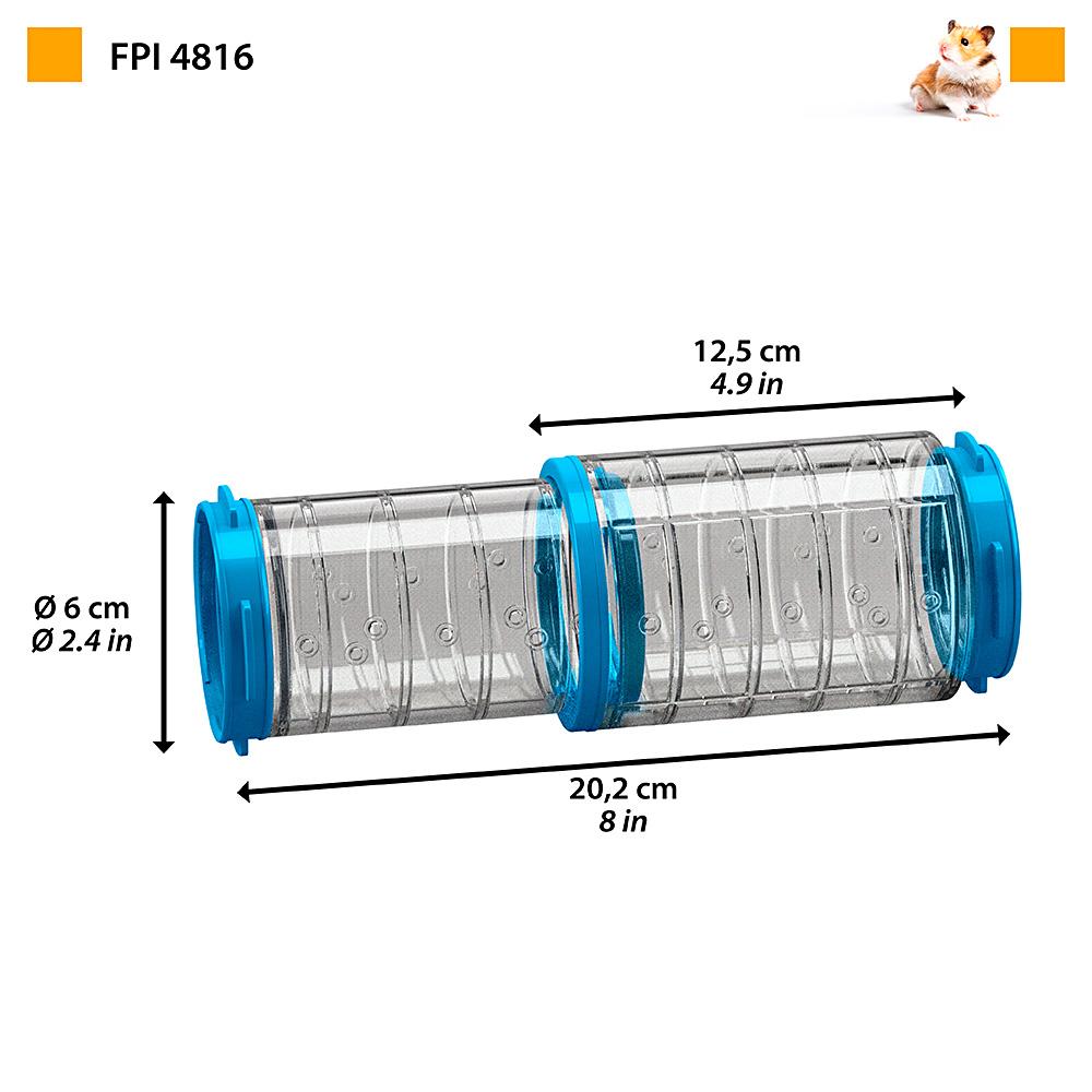 FPI 4816 TUBE LINE TELESCOPICO