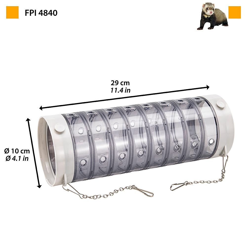 FPI 4840 TUBO L GRIGIO