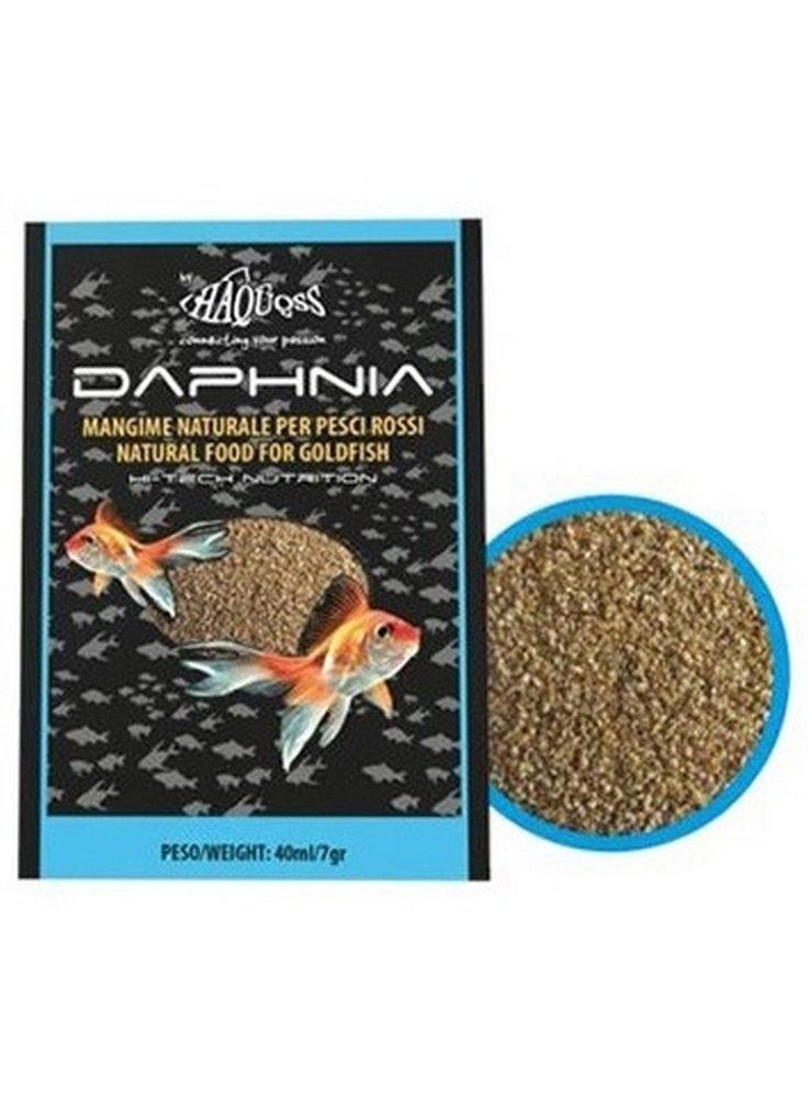 HAQUOSS Alimento per pesci rossi - Daphnia 7gr