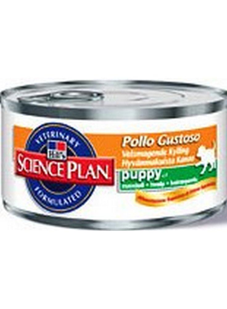Hill's canine Puppy al pollo 6x164 gr