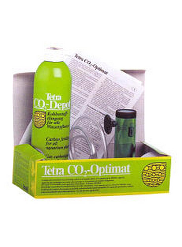 Co2 optimat tetra for Acquari completi offerte