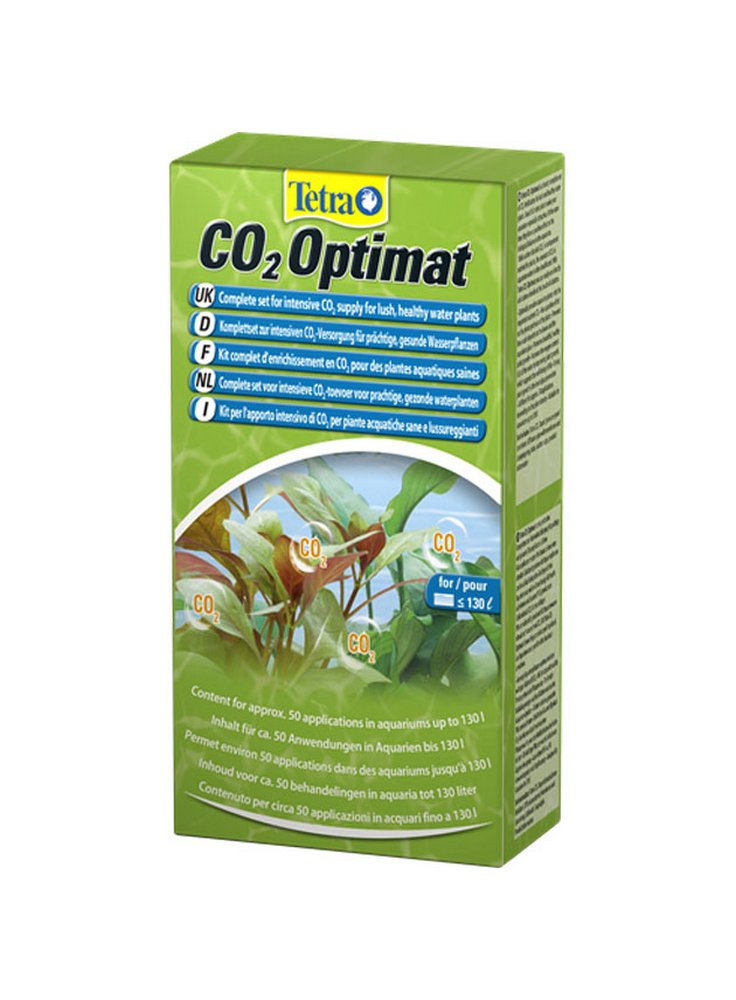 Tetra CO2 OPTIMAT-Diffusore di anidride carbonica