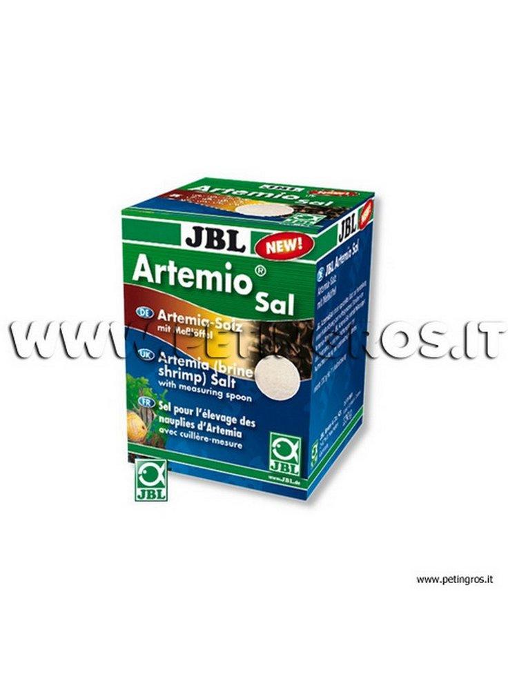 JBL ArtemioSal sale per allevamento artemia confezione 200 ml/230 g