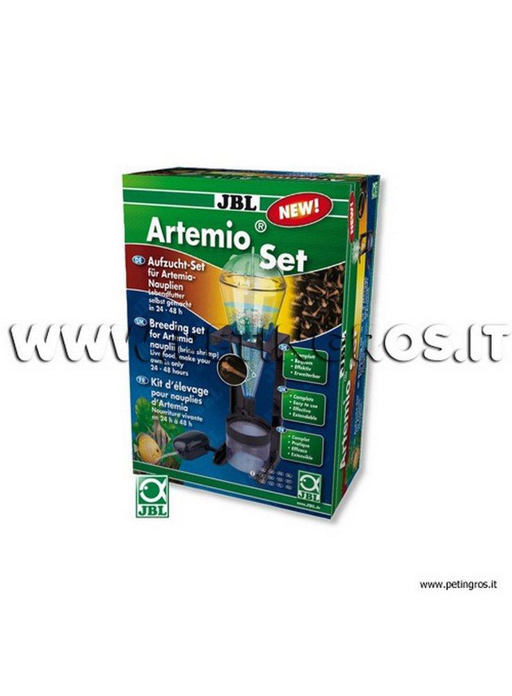 JBL ArtemioSet kit completo per schiusa e allevamento artemia salina