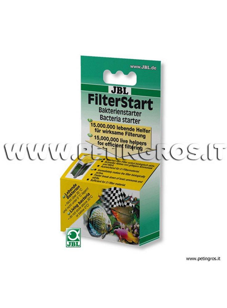 JBL FilterStart 10 ml - Attivatore batterico per filtri biologici