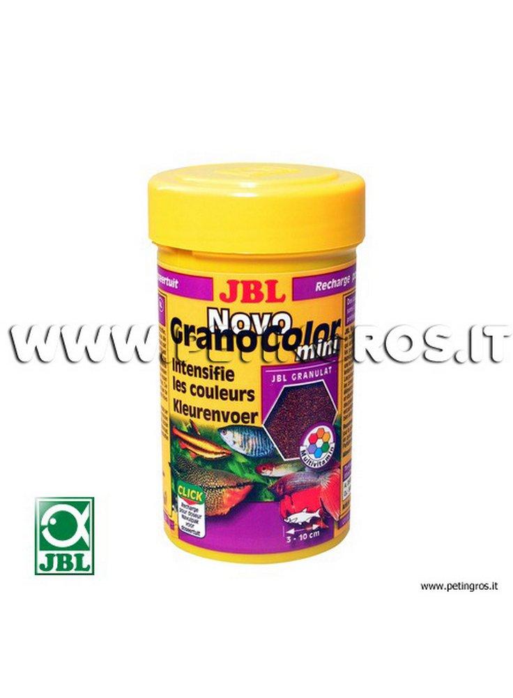 JBL RICARICA 100 ml/38 g - NovoGranoCOLOR MINI per tappo dosatore NOVOCLICK