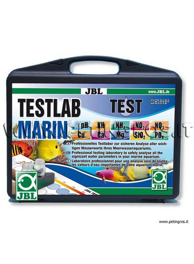 Valigetta test analisi acqua marina jbl for Acquari marini offerte