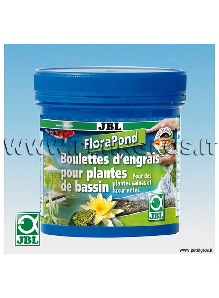 JBL FloraPond - Fertilizzante per piante da laghetto 8 SFERE