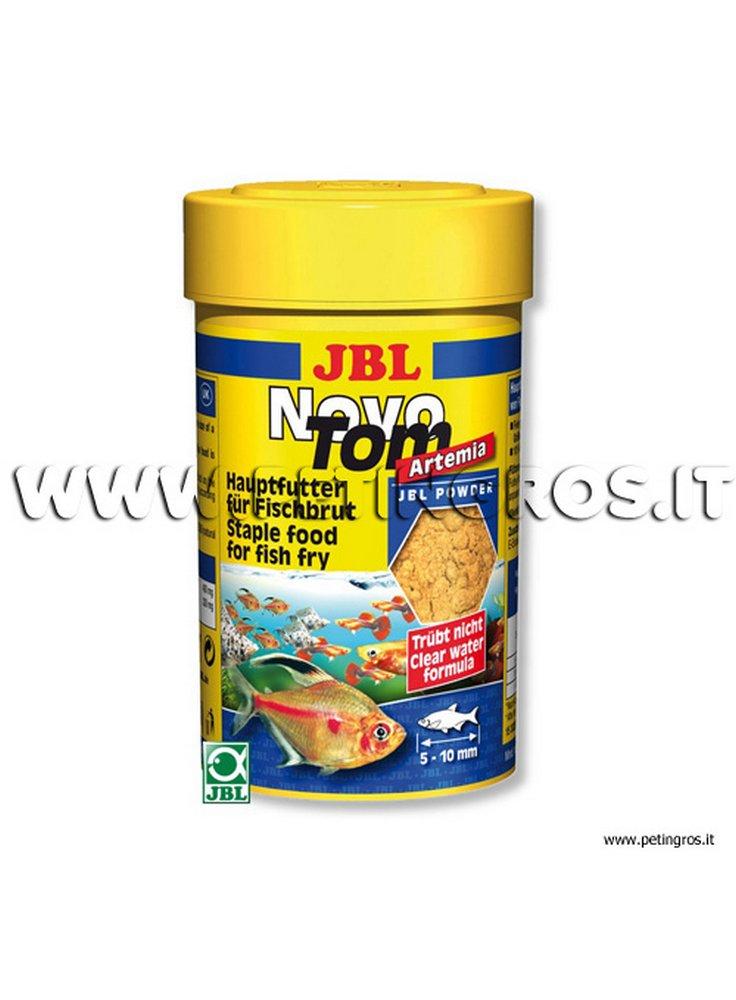 JBL Novo TOM Artemia in polvere per avannotti 100 ml/60g