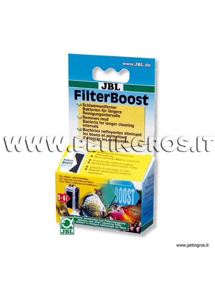 JBL FilterBoost 25 ml - Ottimizzatore batterico per filtri di acquari