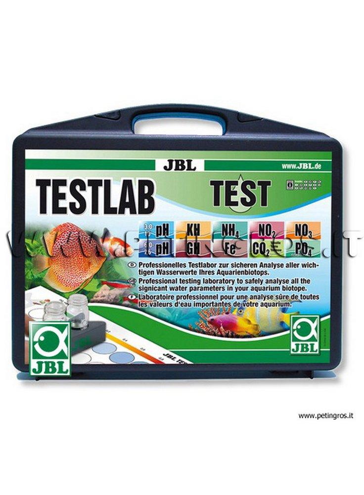 JBL TestLab, valigetta 8 Test acquari + conduttivimetro omaggio