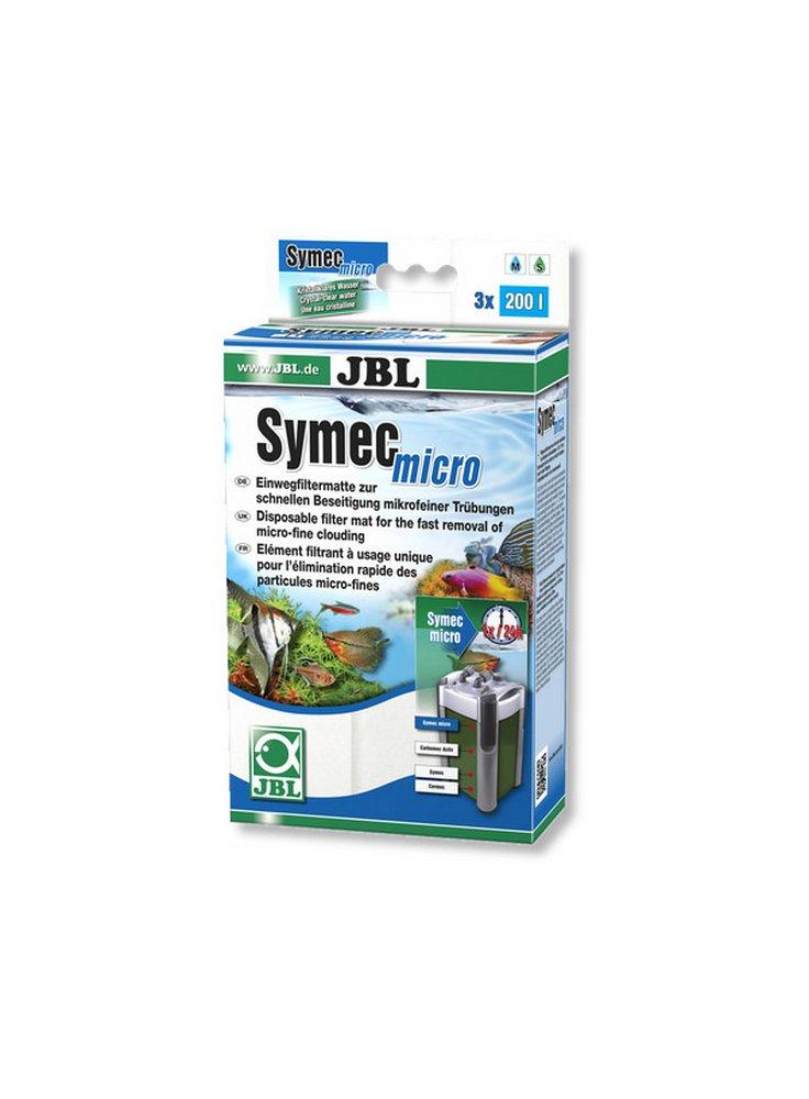 JBL Symec Micro lana filtrante in foglio 25 x 75 cm per filtrazione microimpurità acquario